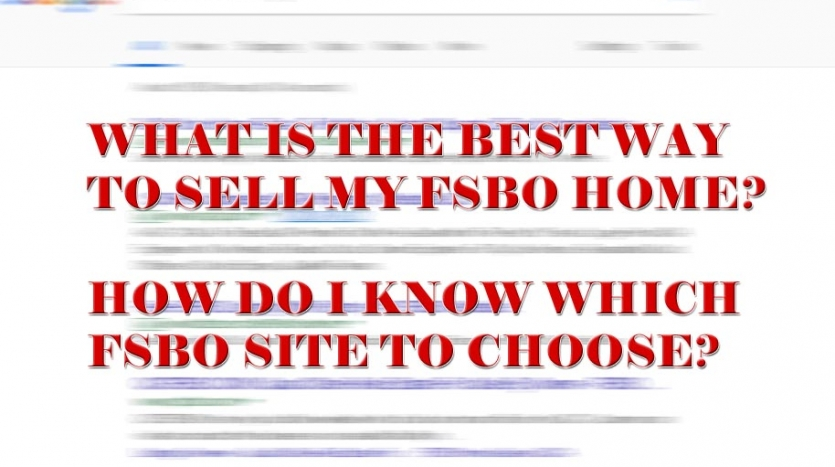 Choosing The Right FSBO Website In The Quad Cities